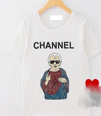 t-shirt rihanna tlc quote on it