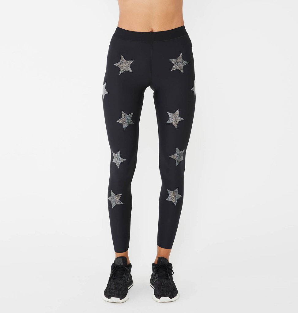Lux Knockout Print Legging