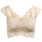 Vine vintage lace bralet   outfit made