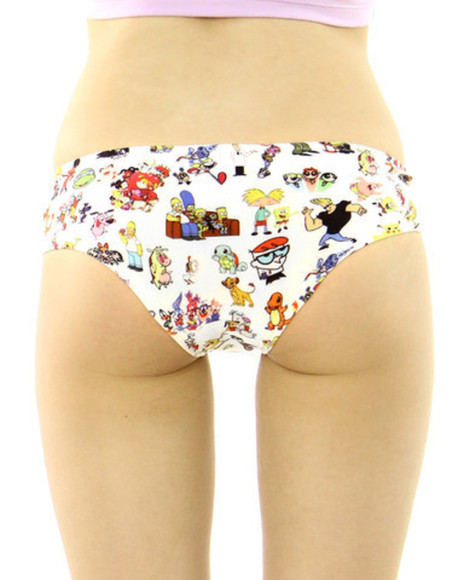 cartoon network cartoon underwear cartoon panties cartoon underwear panties cartoons