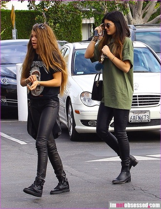 kylie jenner shoes sara peddicord top