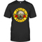 Gun's and roses logo t shirt - teenamycs
