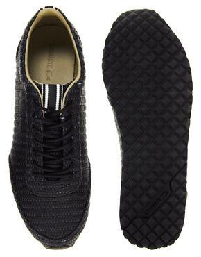 Lacoste | Lacoste Helaine Black Runner Sneaker at ASOS