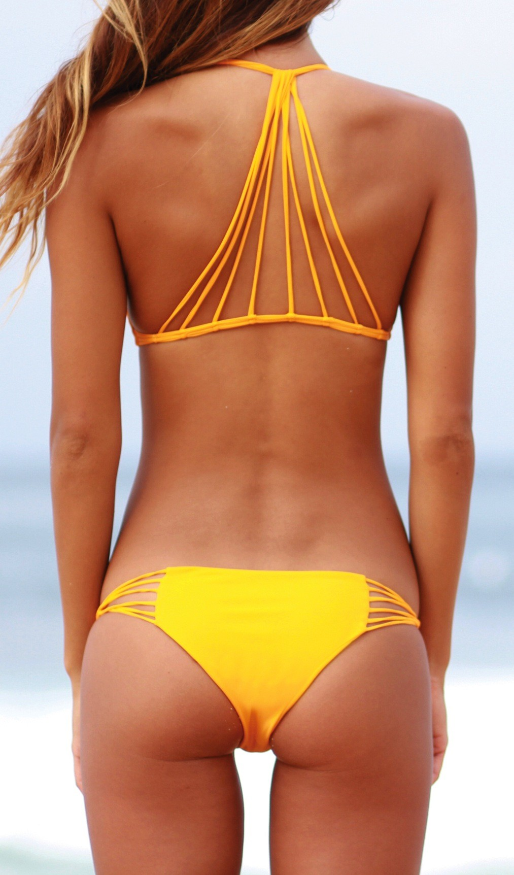 From sexy bikinis, high waisted bottoms, mesh one-pieces, bandeau tops, and flattering monokinis, you'll find the newest swimwear right here. Get free shipping on orders over $50, free returns and 50% off your 1st order!