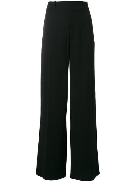Joseph long women spandex black pants