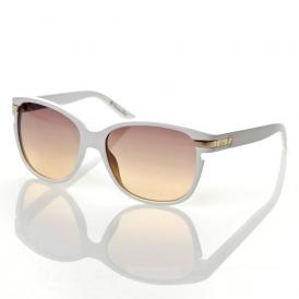 Diorific wayfarer sunglasses (white)