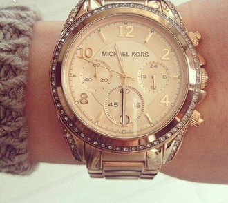 jewels michael cors watch rose gold