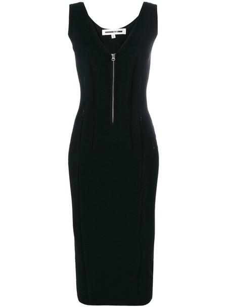 McQ Alexander McQueen dress women black