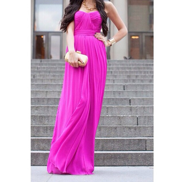 cute pink dress jewels pink style fashion