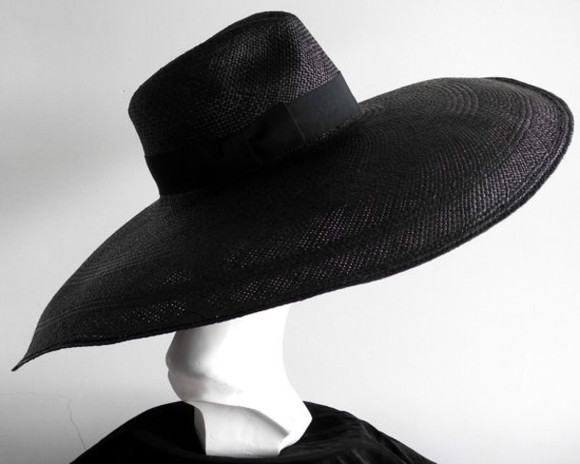 black hat wide brim fedora wide brimmed hat wide brim hat black wide brim hat black wide brim fedora black summerhat summerhat