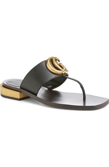 e0185c38941 Gucci  Marmont  Sandal (Women)