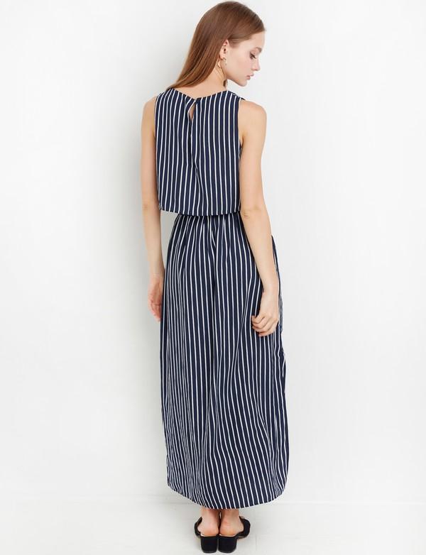 dress navy striped maxi dress navy jumpsuit jumpsuit easy summer looks maxi dress striped maxi dress navy dress cute summer dress summer dress