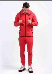 jumpsuit,nike tech fleece tracksuit