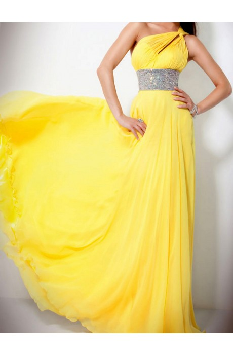Sheath/Column Keyhole Beading Cut-outs Prom Dresses