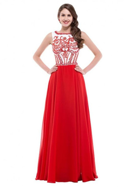 dress prom dress evening dress long prom dress red prom dress prom dress  for teens beading f84072b56c5b