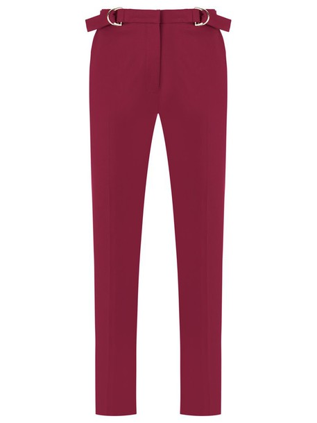 women cotton purple pink pants
