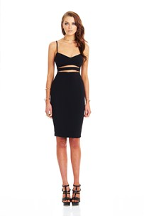 Bridget bustier dress : buy designer dresses online at nookie