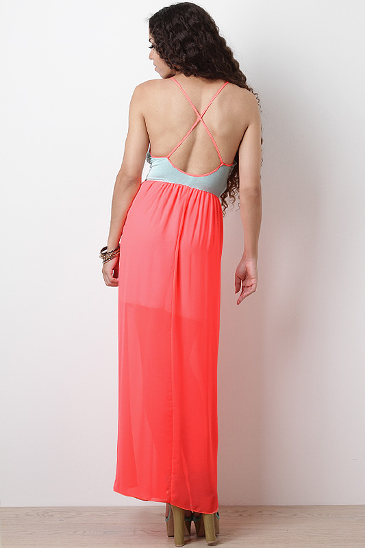 Summer Sugar Maxi Dress