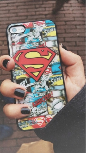 phone case superman phone case iphone case cool