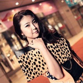 Women's handbag day clutch leopard print horsehair clutch casual vintage envelope bag-inClutches from Luggage & Bags on Aliexpress.com