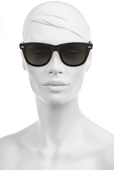 Ray-Ban | The Wayfarer D-frame acetate sunglasses | NET-A-PORTER.COM