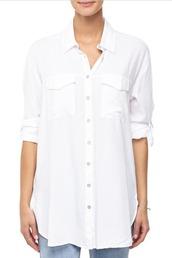 shirt,white shirt,button up