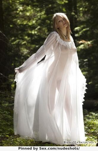 jumpsuit nightie see through see thru lace dress