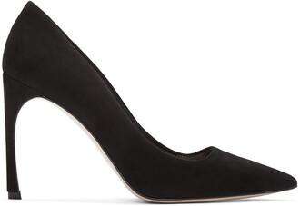 suede heels heels suede black shoes