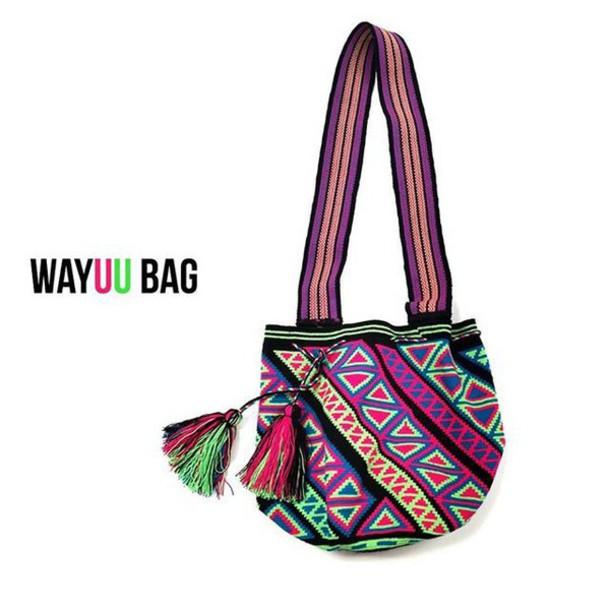 Swimwear Wayuu Beach Bag Pattern Crochet Colombia Miami