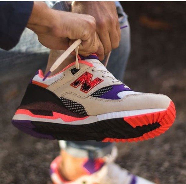 shoes nude new balance black shoes purple shoes coral mens shoes