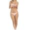 Lolli swim hugs bikini bottom - blush