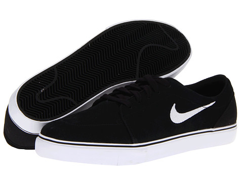 Nike SB Satire Black/White - Zappos.com Free Shipping BOTH Ways