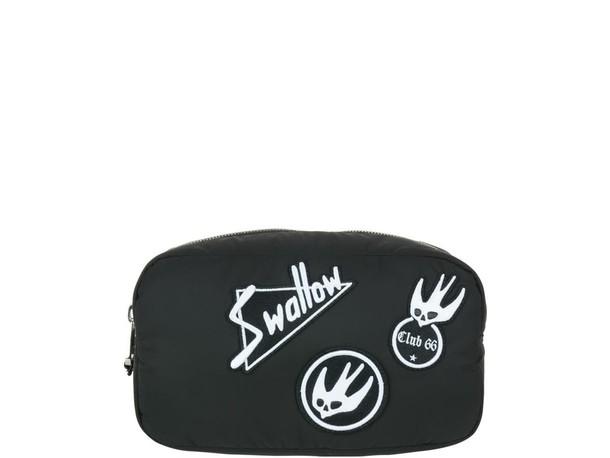 McQ Alexander McQueen purse black bag
