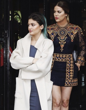 dress khloe kardashian kylie jenner
