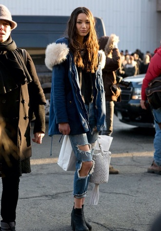 coat winter outfits jacket jeans grunge shorts shoes
