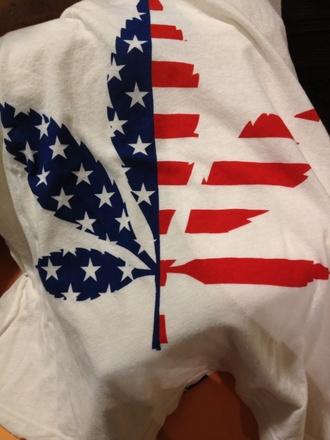 t-shirt weed weed shirt weed socks bud marijuana american flag