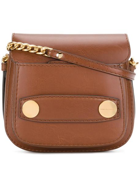 Stella McCartney women bag shoulder bag leather brown