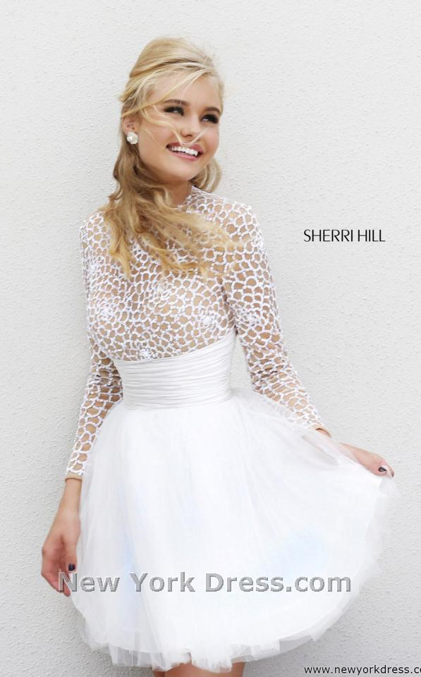 Sherri hill 21233 dress