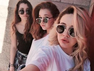 dress fashion popular blouse sunglasses