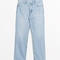 & other stories | straight fit light wash jeans | light blue