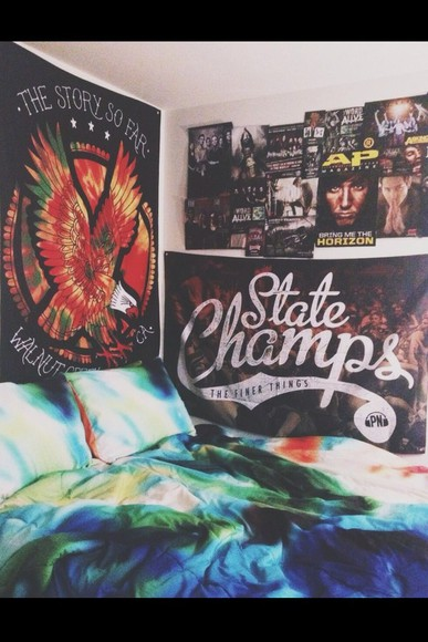 scarf the story so far duvet cover room decor bed room bed sheets