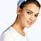 Amber bandana print headscarf neckerchief