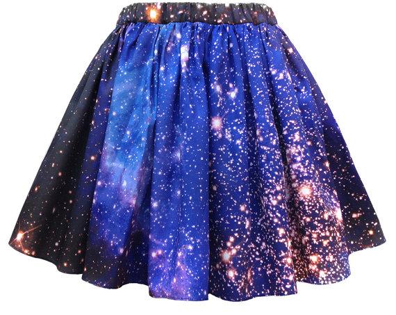 Galaxy skirt galaxy dress shop for galaxy skirt galaxy for Galaxy sheer fabric