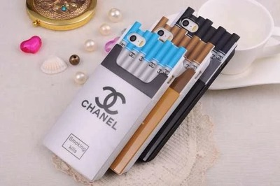 Cc cigarette case