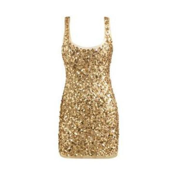 sequin dress gold sequins gold sequins mini dress dress