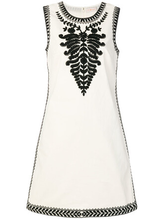 dress embroidered dress embroidered women white cotton