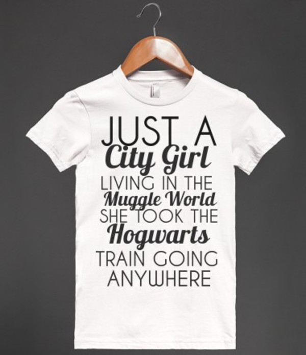 shirt muggle hogwarts hogwarts harry potter shirt funny t-shirt muggle shirt harry potter