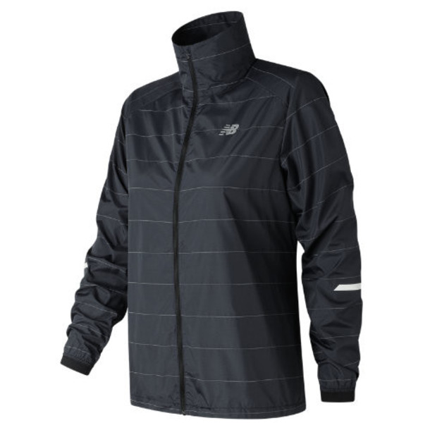 New Balance 81242 Women's Reflective Packable Jacket - (WJ81242)