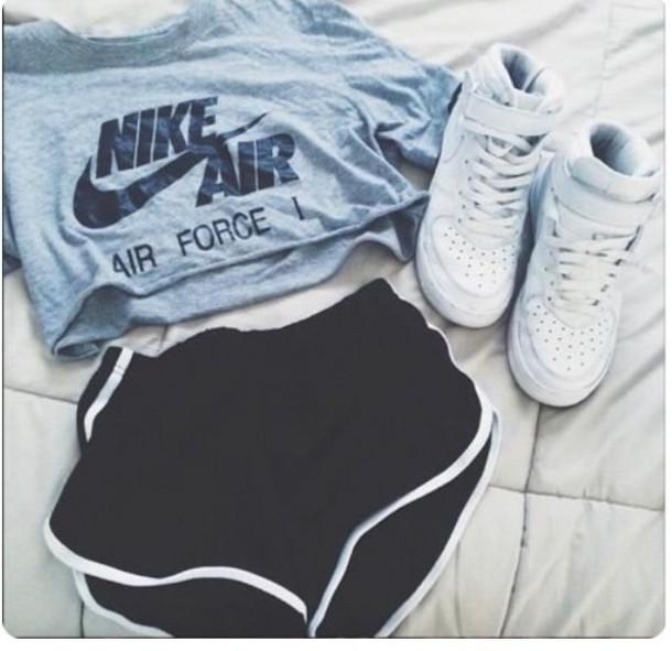 womens nike air force 1 grey gold