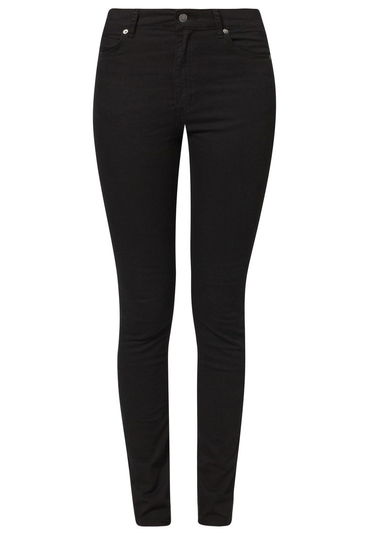 42673097953ae5 Cheap Monday SECOND SKIN VERY STRETCH - Slim fit jeans - Zwart - Zalando.nl